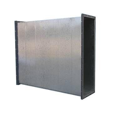 镀锌风管的防火性