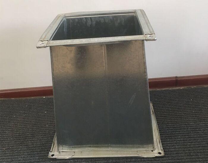 镀锌板风管的常规用途