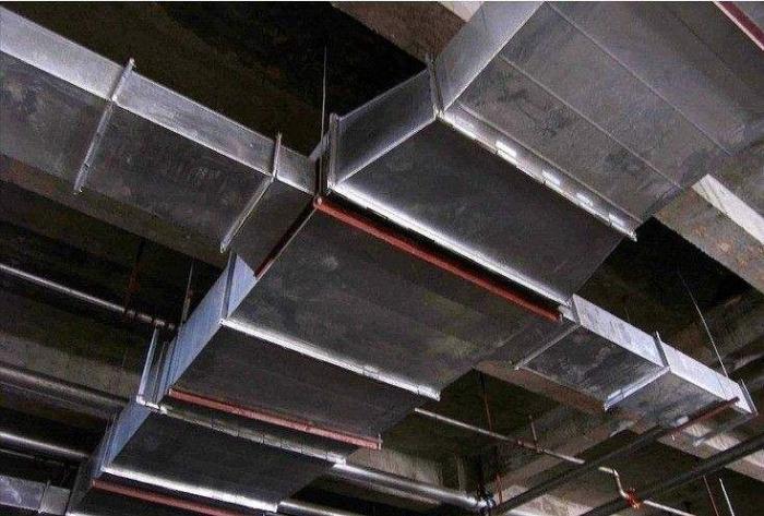 镀锌角钢风管